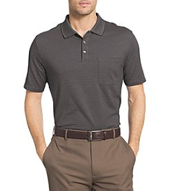 Van Heusen® Feeder Stripe Polo