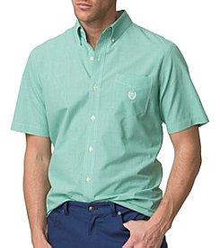 Chaps® Men's Easycare Short Sleeve Woven Shirt