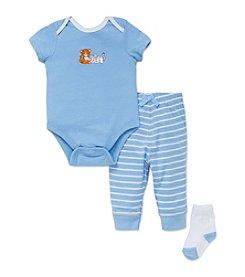 Little Me® Baby Boys Tigers Bodysuit Set