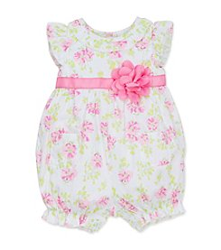 Little Me® Baby Girls' Floral Sunsuit