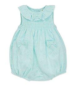 Little Me® Baby Girls' Eyelet Sunsuit