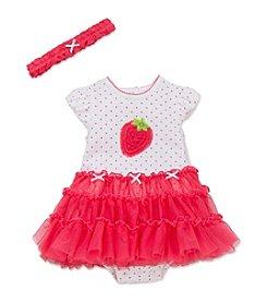 Little Me® Baby Girls' Strawberry Tutu Dress