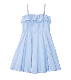 Polo Ralph Lauren® Girls' 7-16 Lace Collar Dress