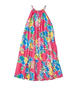 Polo Ralph Lauren® Girls' 7-16 Floral Halter Dress