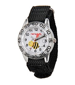 Red Balloon Kids' Plastic Time Teacher Watch