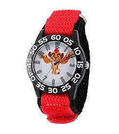 Disney® Lion Guard Kion Kids' Time Teacher Watch