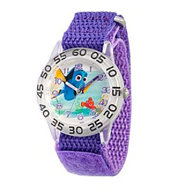 Disney® Finding Dory Nemo and Dory Kids' Time Teacher Watch