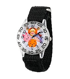 Disney® Tigger, Pooh, Eeyore and Piglet Kids' Time Teacher Watch