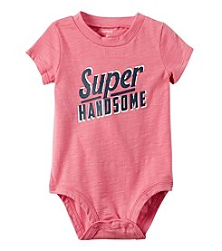 Carter's® Baby Boys Super Handsome Bodysuit