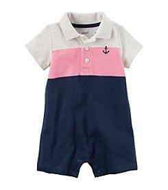 Carter's® Baby Boys' Short Sleeve Romper