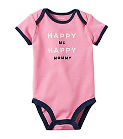 Carter's® Baby Girls' Happy Me Happy Mom Bodysuit