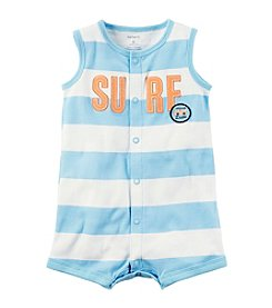 Carter's® Baby Boys' Striped Surf Creeper