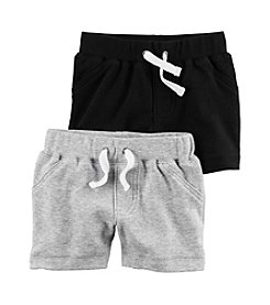Carter's® Baby Boys 2-Pack Shorts