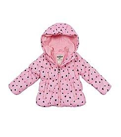 OshKosh B'Gosh® Baby Girls' Hearts Jacket