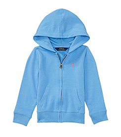 Polo Ralph Lauren® Girls' 2T-6X Terry Fleece Hoodie