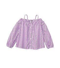 Polo Ralph Lauren® Girls' 2T-6X Striped Top