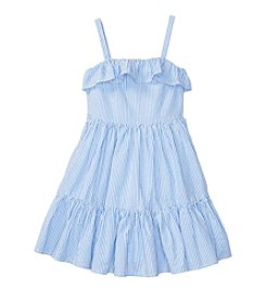 Polo Ralph Lauren® Girls' 2T-6X Seersucker Dress