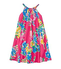 Polo Ralph Lauren® Girls' 2T-6X Floral Halter Dress
