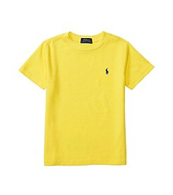 Polo Ralph Lauren® Boys' 2T-7 Short Sleeve Crewneck Top