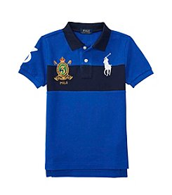 Polo Ralph Lauren® Boys' 2T-7 Chest Striped Top