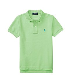 Polo Ralph Lauren® Boys' 2T-7 Short Sleeve Knit Top