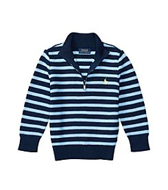 Polo Ralph Lauren® Boys' 2T-7 Striped Sweater