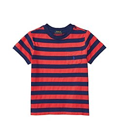 Polo Ralph Lauren® Boys' 2T-7 Short Sleeve Pocket Tee