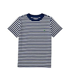 Polo Ralph Lauren® Boys' 2T-7 Striped Crew Neck Top