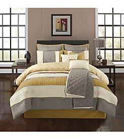 LivingQuarters Caelen 10-pc. Comforter Set