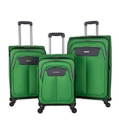Kenneth Cole REACTION® Bryant Park Lightweight Green Luggage Collection