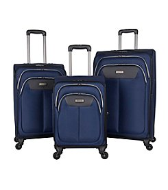 Kenneth Cole REACTION® Bryant Park Lightweight Navy Luggage Collection