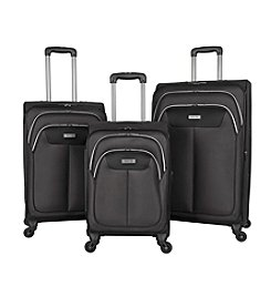 Kenneth Cole REACTION® Lightweight Charcoal Luggage Collection