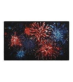Nourison Fireworks Accent Rug