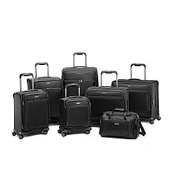 Kenneth Cole REACTION Silhouette XV Black Luggage Collection