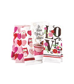 Ritz™ Valentine's Day Kitchen Towel Collection