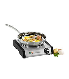 Cuisinart® Cast Iron Single Burner