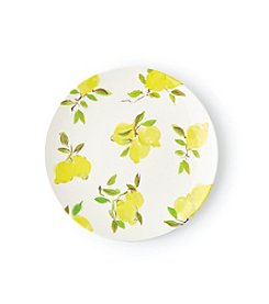 kate spade new york® Lemon Dinner Plate