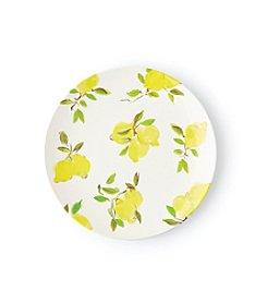kate spade new york® Lemon Dinner Plate