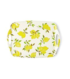 kate spade new york® Lemon Serving Tray