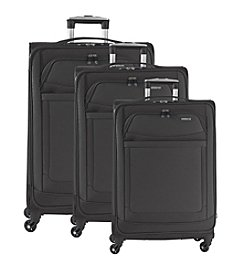 American Tourister® iLite Max Black Luggage Collection + $50 Gift Card by Mail