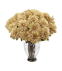Nearly Natural® Silk Dahlia Floral Arrangement