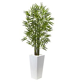 Nearly Natural® Bamboo Tree with Planter