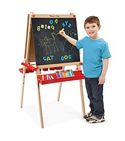 Melissa & Doug® Deluxe Easel and Magnetic Boards