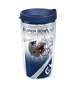 Tervis NFL® New England Patriots 16-oz. Super Bowl Tumbler