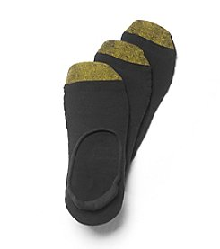 GOLD TOE® Men's Liner Dress Socks