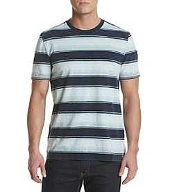 Ruff Hewn Men's Short Sleeve Auto Stripe Tee
