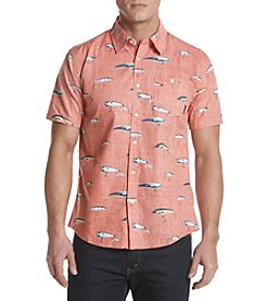 Ocean Current® Men's Rehooked Reverse Print Button Down
