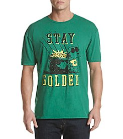 Hybrid™ Men's Stay Golden Snoopy Graphic Tee