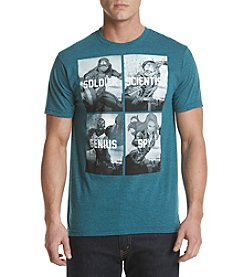 Hybrid™ Men's Postered Avengers Graphic Tee