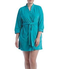 Jasmine Rose® Kimono Robe